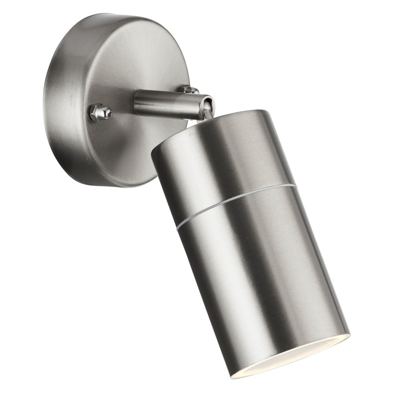 LED OUTDOOR & PORCH IP44 DIRECTIONAL 1LT WALL LIGHT