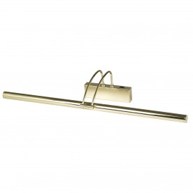 PICTURE LIGHT - POLISHED BRASS
