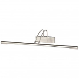 PICTURE LIGHT - SATIN SILVER