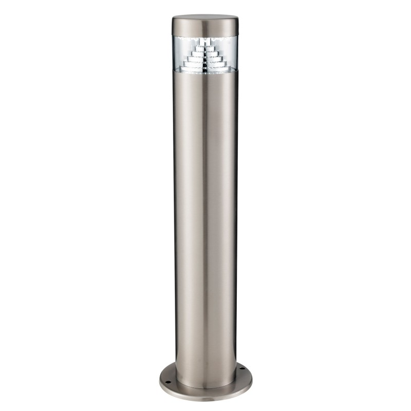 BROOKLYN LED OUTDOOR POST - 45cm STAINLESS STEEL