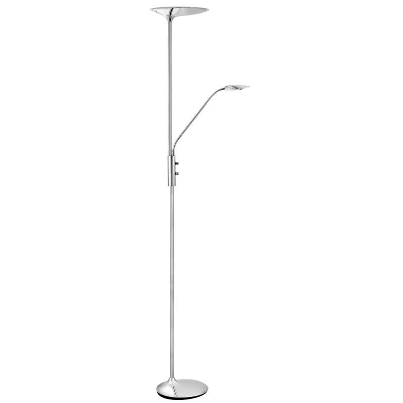 UPLIGHTERS - LED FLOOR LAMP MOTHER & CHILD CHROME