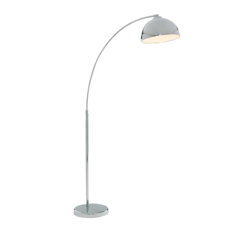 GIRAFFE - CHROME FLOOR LAMP
