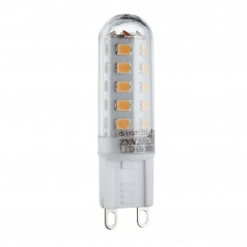 LED LAMPS PACK 10 x G9 - 3W 300 LUMENS COOL WHITE