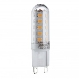 LED LAMPS PACK 10 x G9 - 3W 300 LUMENS WARM WHITE