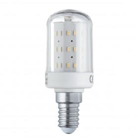 LED LAMPS CORN PACK 10 x E14- 4W 340 LUMENS COOL WHITE