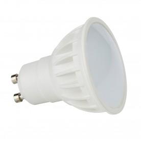 LED LAMPS PACK x 10 - GU10 LED 7W 460 LUMENS WARM WHITE