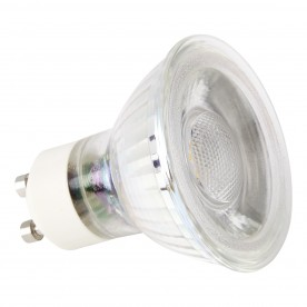 LED LAMPS PACK x 10 - GU10 LED IP44  - 4W / 320Lm / Warm White 3000K