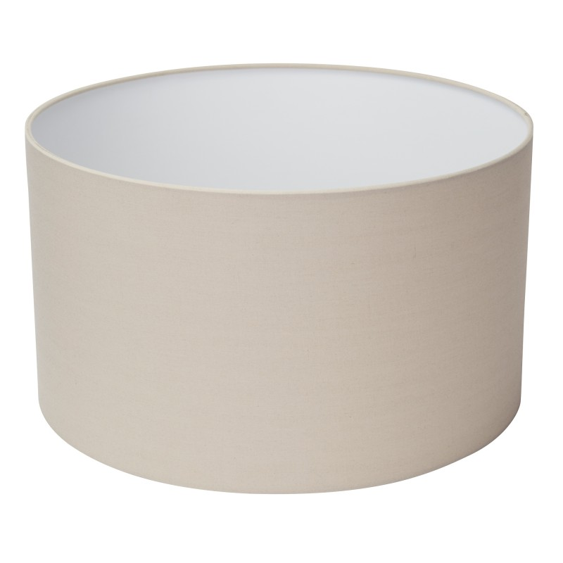 SWING ARM XL - SHADE ONLY - BROWN DRUM SHADE (Dia 40cm)