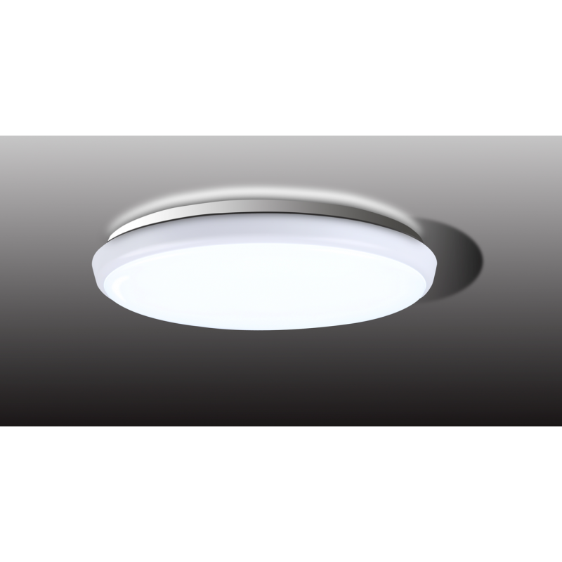 VEGA 400mm LED Flush Light - Natural White