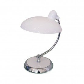 Vital White Table Lamp