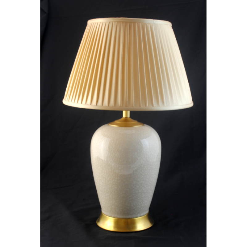 Complete Table Lamp - Tl1405 With Shade