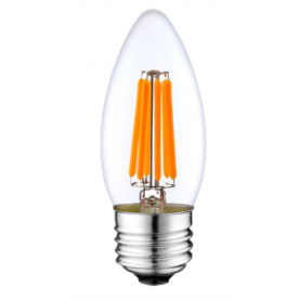 WESTLITE - C35 Clear 5W B15 Dimmable
