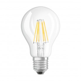 WESTLITE  - A60 Clear 6W ES Dimmable