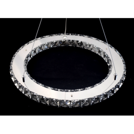 Volans 40 Modern Crystal Pendant Light